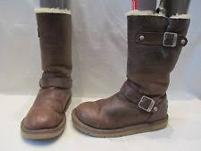 s ugg australia black grandle boots ugg australia grandle black leather biker boots 1004133 uk 4 5 eu