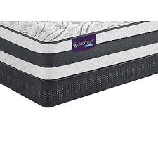 serta icomfort hybrid applause ii firm queen mattress raymour