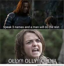 Arya Meme - arya knows what she s talking about game of thrones game of