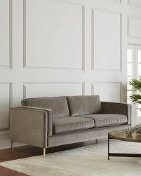 Designer Modern Sofa Designer Modern Furniture Horchow