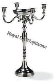 wedding centerpiece candelabra manufacturer from moradabad