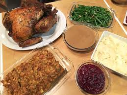 trying out 3 convenient meal options for thanksgiving abc news