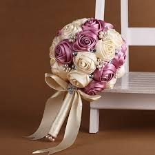 wedding bouquets online online shop bridal bouquets bling beaded wedding bouquet