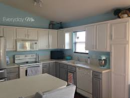 Kitchen Images With White Appliances Kitchen Transformation Everyday Mrs