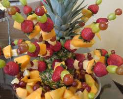 fruit centerpiece 26 images of baby shower fruit can centerpieces salopetop