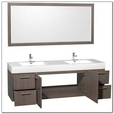 60 inch bathroom vanity double sink white sinks and faucets
