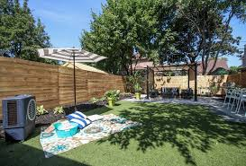 Kids Backyard Ideas by This Kid Friendly Backyard Renovation Took Only 3 Weeks To