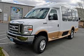 2007 Ford E150 Turtle Top U2013 4 4 Van Terra U2013 Davey Coach Sales