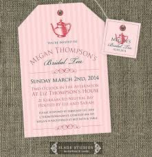 Words For Bridal Shower Invitation High Tea Bridal Shower Invitations Vertabox Com