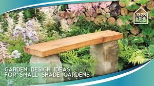 garden design ideas for small shade gardens 1228 home design