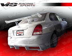 2003 hyundai elantra kit 2001 2003 hyundai elantra 4dr ballistix kit vis racing sports