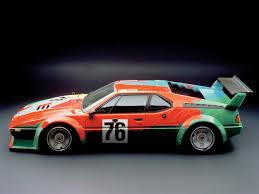 1978 vs 2008 bmw m1 gorgeous cars