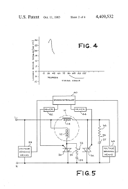 patent us4409532 start control arrangement for split phase drawing