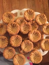 egg free peanut butter cookies recipe genius kitchen