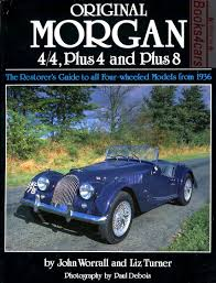 morgan manuals at books4cars com