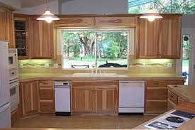 Birch Plywood Cabinets Hickory