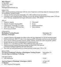 radiologic technologist resume skills radiographer resume top 8 interventional radiology technologist