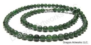 jade beads necklace images Chinese jade necklaces JPG