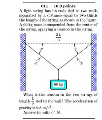 physics archive november 22 2016 chegg com