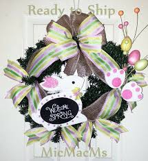 Easter Door Decorations Sale by 77 Best Images About Wreaths On Pinterest Spring Wreaths Mardi