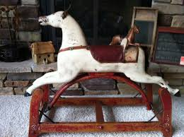 Howdy Doody Rocking Chair Q U0026 A With Harry Rinker Whitney Reed Rocking Horse Hindenburg