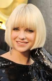 Blunt Cut Bob Hairstyle Haircut My Style Pinboard Pinterest Kim Cattrall And Haircuts