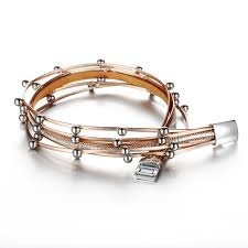men charm bracelet images Fashion bead multiple layers charm bracelet for women men leather jpg