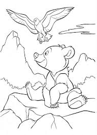 brother bear coloring pages coloringpages1001