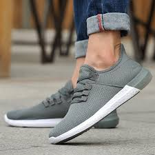 light shoes for mens unn unisex running shoes men new style breathable mesh sneakers men