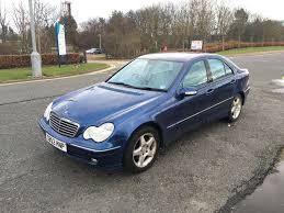 mercedes benz w203 c180 c class avantgarde se automatic kompressor