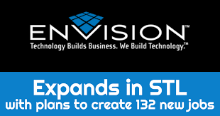 jobs in st louis mo envision llc plans to add more than 100 jobs at its st louis