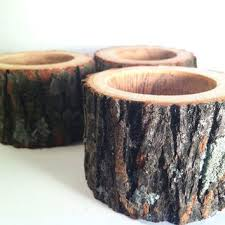 Tree Branch Candle Holder Best Rustic Log Candle Holder Products On Wanelo