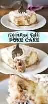 strawberry cheesecake poke cake recipe cream cheeses sauces