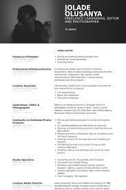 modern resume template free documentary sites freelance film maker cameraman editor cv resume design
