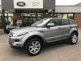 land rover gray used orkney grey land rover range rover evoque for sale