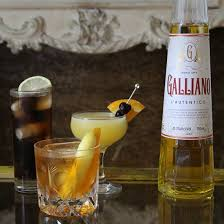 What Do You Need For A Cocktail Party - 3 cocktails that will make you dust off that bottle of galliano