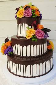 chocolate wedding cakes are these the ultimate chocolate wedding cakes