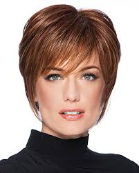 hairdo wigs feather cut elegantwigs