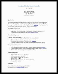Example Of Finance Resume by Structured Finance Analyst Resume