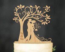 rustic wedding cake topper mr and mrs wa1040 wood cake