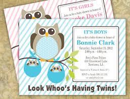 free printable twin baby shower invitations iidaemilia com