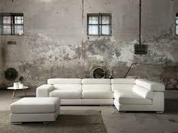 canapé d angle cuir blanc design 13 modèles canapé d angle de design élégant
