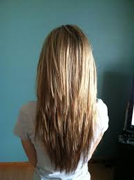 hairstyles back view only photo gallery of long hairstyles layers back view viewing 11 of