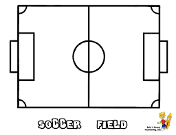 40 spectacular soccer coloring pages images