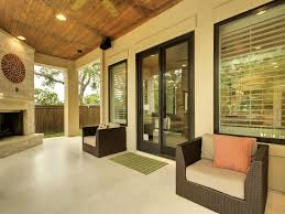 covered outdoor seating skyline view austin house with pool u2013 minut vrbo