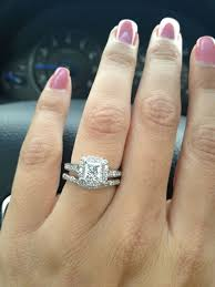 upgrading wedding ring post pics of your upgrade before and after weddingbee