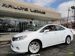 lexus hs interior 2010 lexus hs 250h hybrid premium in aurora white pearl 011536