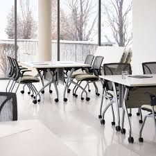 training chairs with tables global furniture group