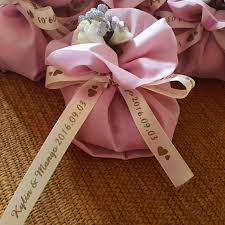 personalized ribbon for favors free shipping 100 yard lot gift packaging polyester decoration