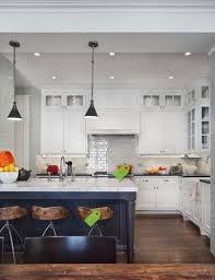 white kitchen island with stools heavy duty kitchen island coffered style of white ceilinindustirg